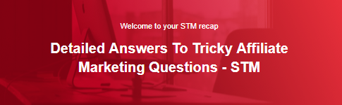 Detailed Answers To Tricky Affiliate Marketing Questions