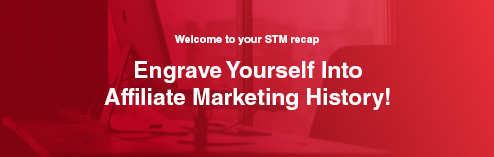 Engrave Yourself Into Affiliate Marketing History!
