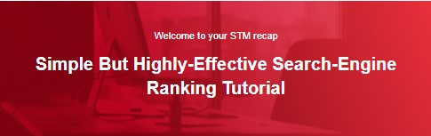 Simple But Highly-Effective Search-Engine Ranking Tutorial