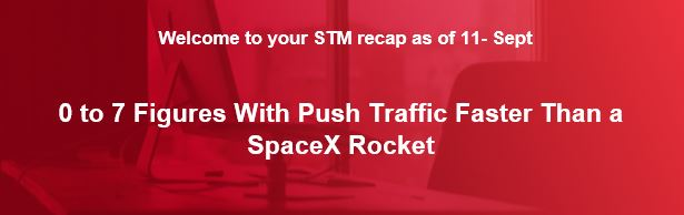 0 to 7 Figures With Push Traffic Faster Than a SpaceX Rocket