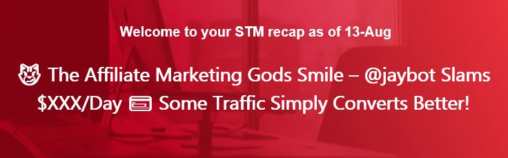 😼 The Affiliate Marketing Gods Smile – @jaybot Slams $XXX/Day 💳 Some Traffic Simply Converts Better!